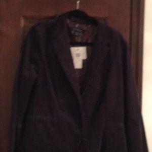 Calvin Klein crop jacket size XL